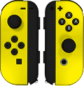 Nintendo Switch Joy-Cons: Bumble Bee Yellow