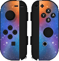 Nintendo Switch Joy-Cons: Galaxy