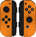 Nintendo Switch Joy-Cons: Retro Orange