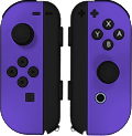 Nintendo Switch Joy-Cons: Retro Purple