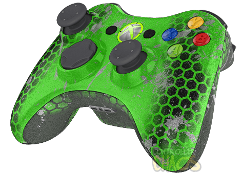 synergy hex xbox 360 custom controllers. Black Bedroom Furniture Sets. Home Design Ideas