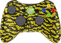 Yellow Tiger Camo